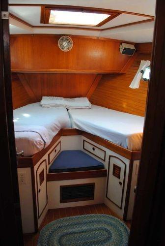Lyman Morse Boatbuilding Maine Lady Jan Mar Hood 55