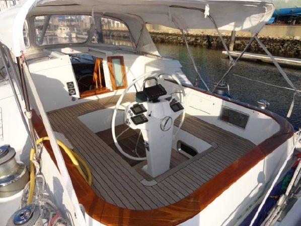Lyman Morse Boatbuilding Waianiwa Custom Composite 60