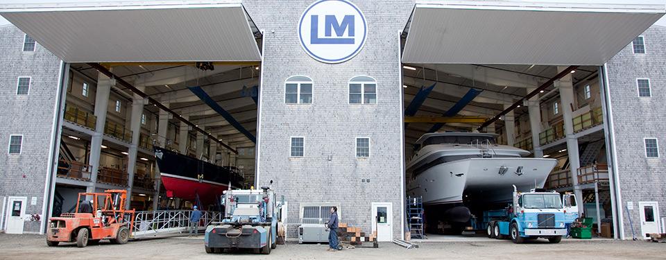 Lyman Morse Boatbuilding