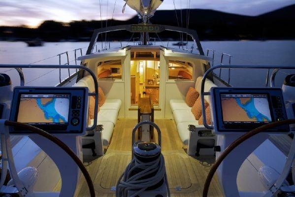 Yacht Isobel, offered by Lyman-Morse Brokerage