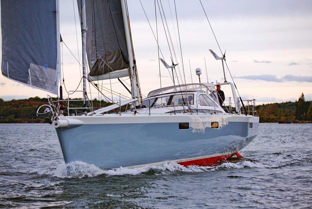 LM Farr 63 Racing Sailing Yacht Kiwi Spirit