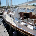 Cygnus, for sale by Lyman-Morse Brokerage