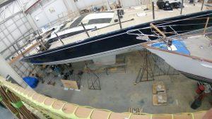 Swan 100 Keel Project