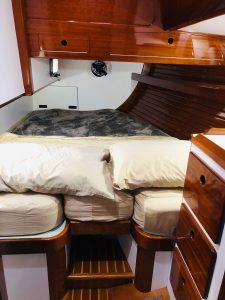 Morris 46 Seaforth aft cabin