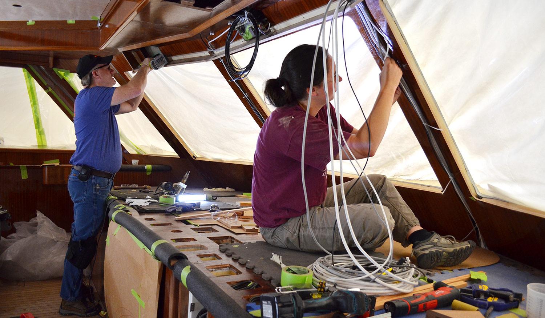 Paragon Rhapsody wiring