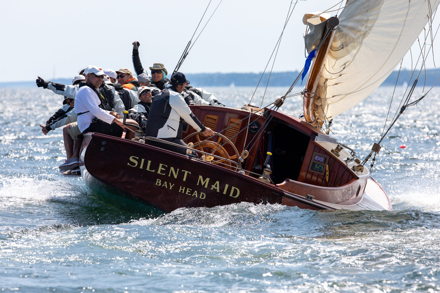 Great Racing Dominates Fourth Annual Camden Classics Cup