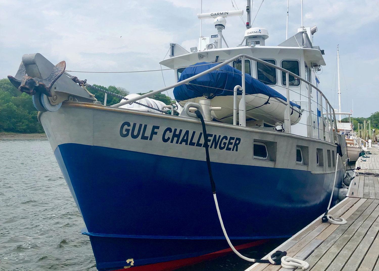 September-Dispatches-Metal Repair of Research Vessel