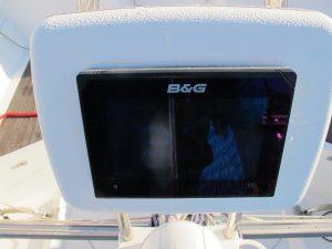 Beneteau America 36.7 sailing instruments