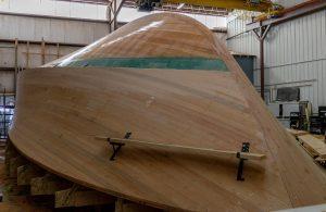 Hood 57 hull planks