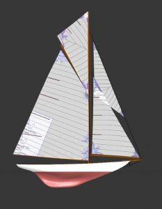 November Dispatches - Marilee sailplan