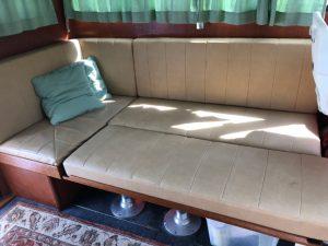 Willis Beal 31 extra bunk