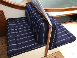 Ellis 36 Intandem 5 - Seating