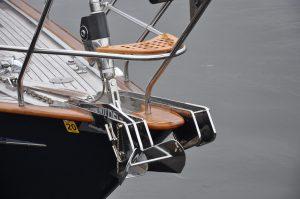 Morris 57 Circe anchor rollers