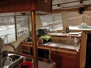 Aurora galley-up configuration