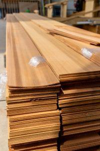 LM46 Western Red Cedar Planks
