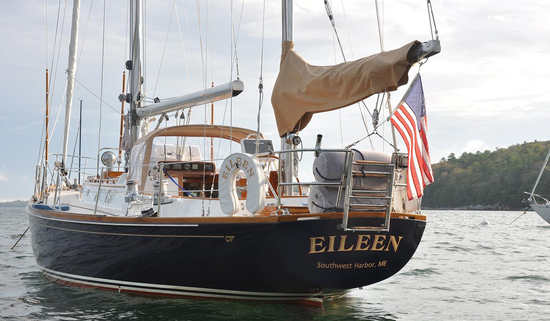 Hinckley SW 42 Eileen stern