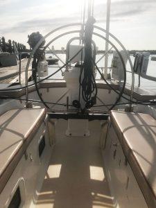 J42 Finesse cockpit