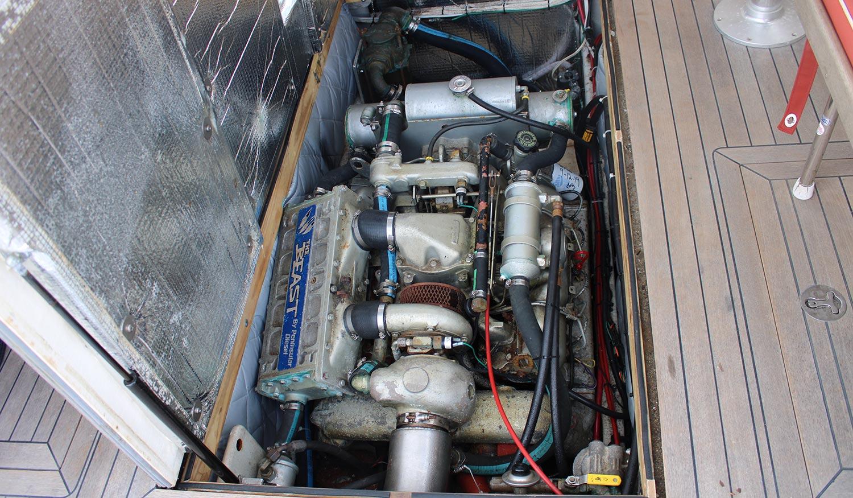 Webbers Cove Galene engine