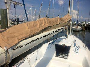 e33 sail cover