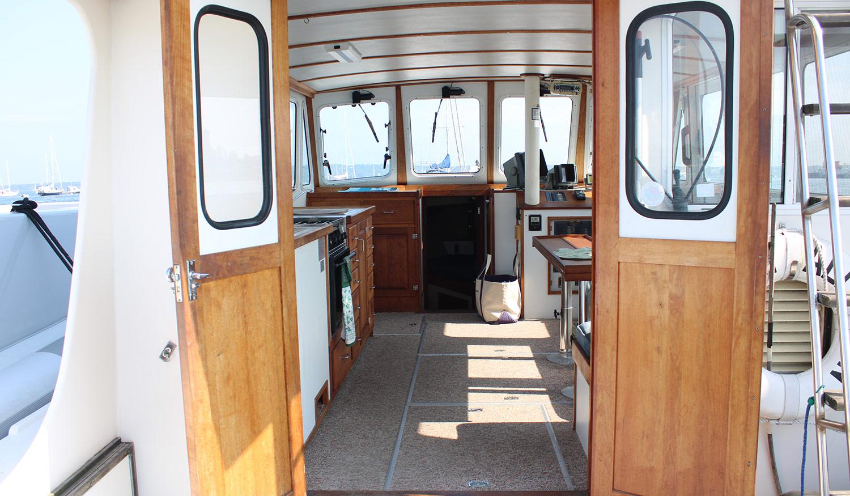 BHM 36 Mary Allison cabin