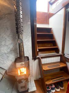 Boojum stairs
