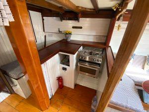 47' Classic Cutter Boojum stove