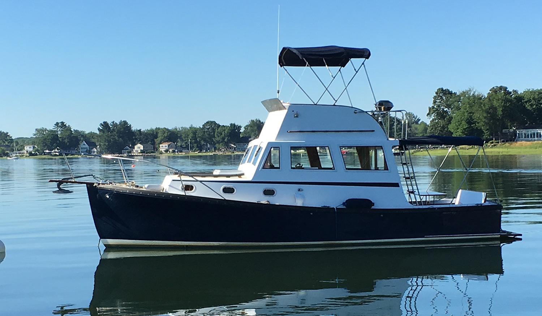 Ellis 28 Lobster Yacht